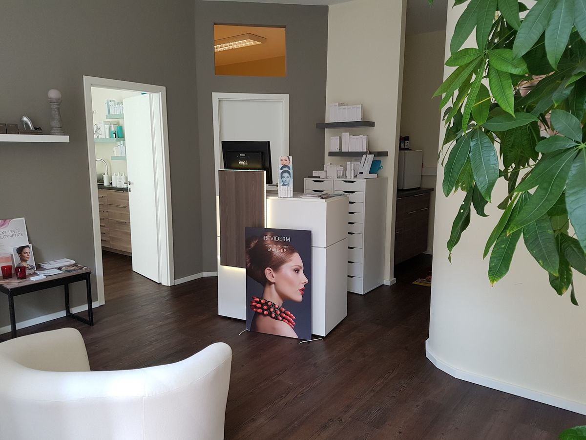 Beauty Salon Empfang